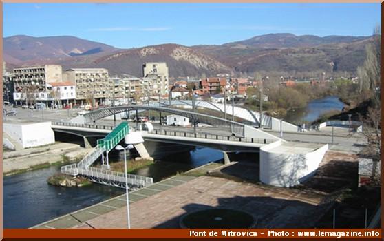 kosovska mitrovica pont