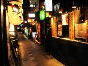 kyoto potoncho de nuit