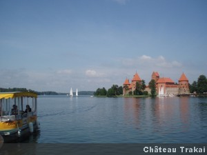 lituanie chateau trakai