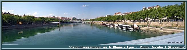 lyon pont rhone