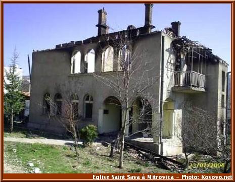 Kosovska Mitrovica; une ville partagée, symbole de la division (Tourisme Kosovo) 1