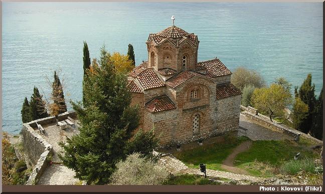 ohrid monastere macedoine
