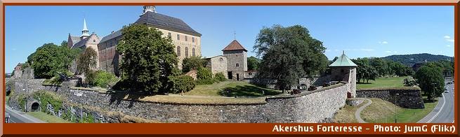 oslo Akershus Forteresse