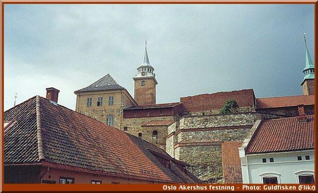 oslo Akershus festning