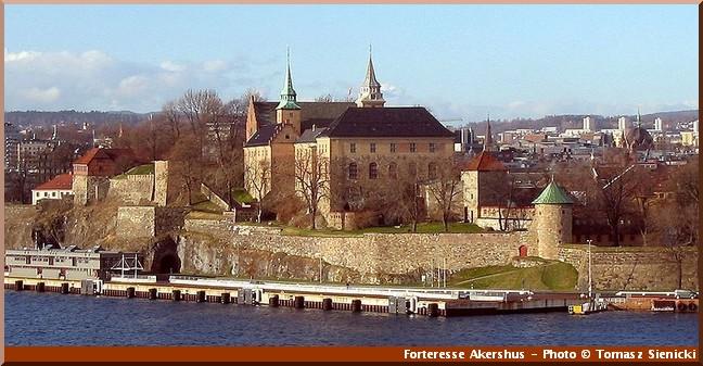 oslo forteresse akershus festning