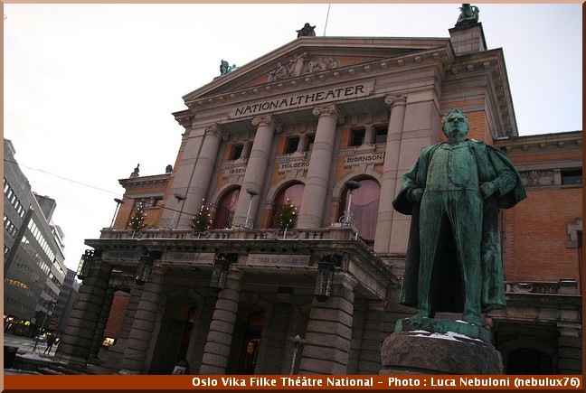oslo theatre national
