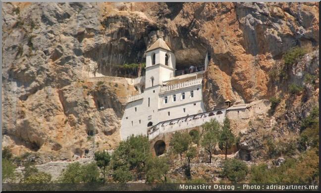 ostrog montenegro