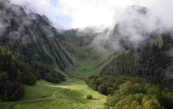 pyrenees plateau de campsaure