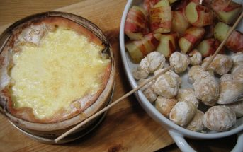 recette fondue vacherin fribourgeois cuisine suisse