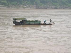 yang tse embarcation