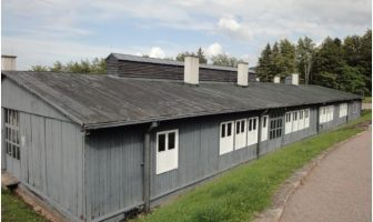 Natzweiler-Struthof baraquement camp concentration nazi alsace