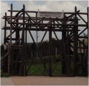Natzweiler-Struthof porte camp concentration nazi alsace