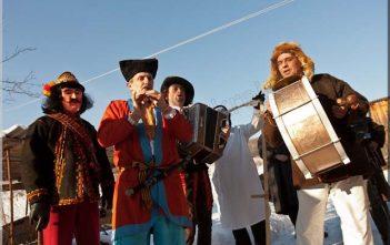 Malanka fete tradionnelle nouvel an ukraine Nyzhniy Bereziv