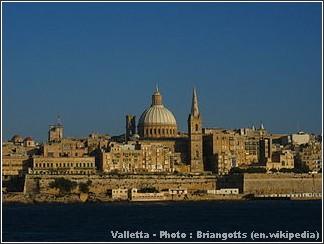 Valletta la valette malte