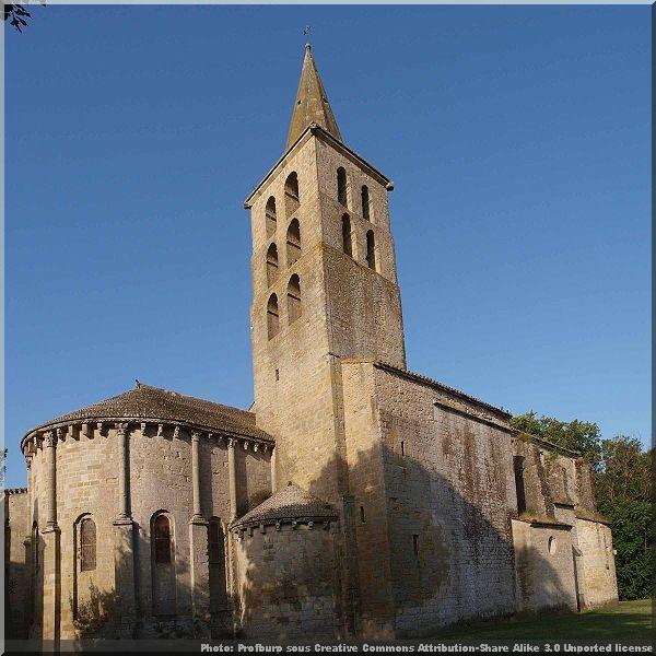 abbaye saint papoul