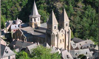 abbaye sainte foy conques aveyron