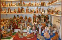 boutique creches santons marche de noel barcelone