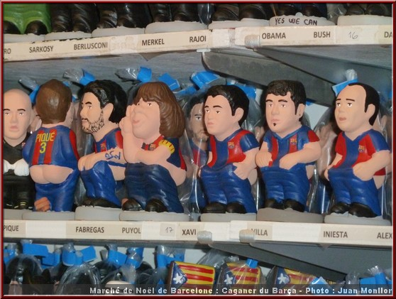 caganer fc barcelone