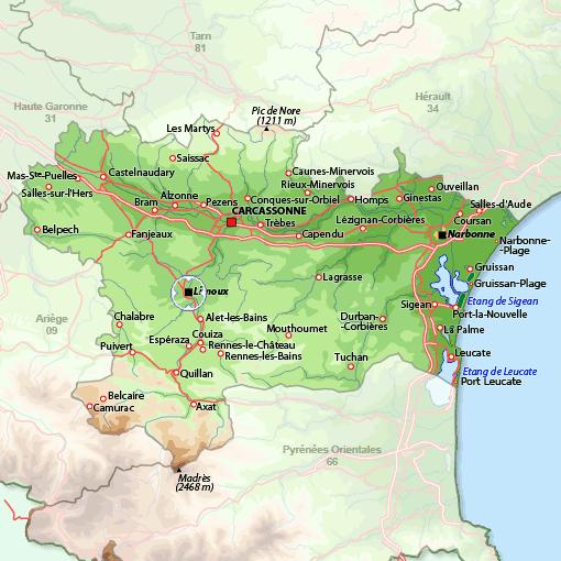 Visiter LAude Depuis Carcassonne Que Voir Et Faire