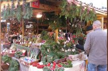 decorations sapin marche de noel budapest