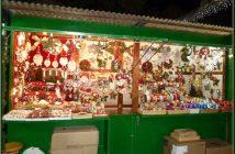 marche de noel barcelone boutique decorations
