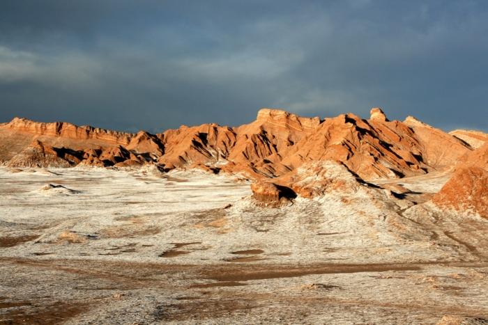 patagonie desert atacama chili