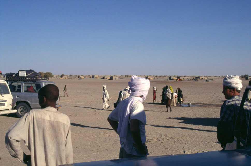 Le village de Salal