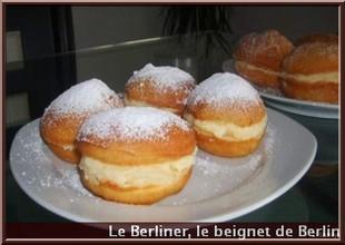 Berliner berlin beignet