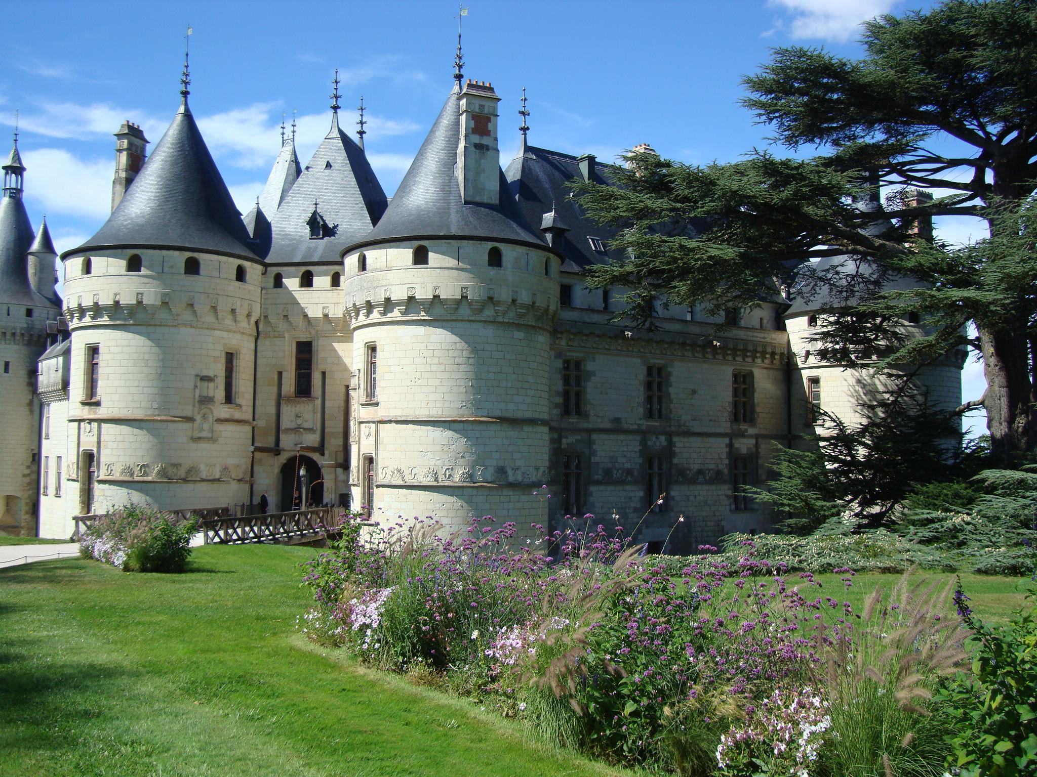 Chaumont Sur Loire Un Chateau Admirable