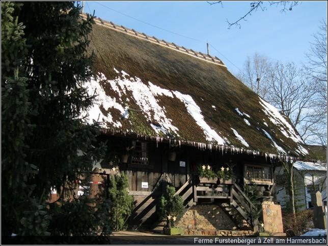 ferme furstenberger Zell am Harmersbach