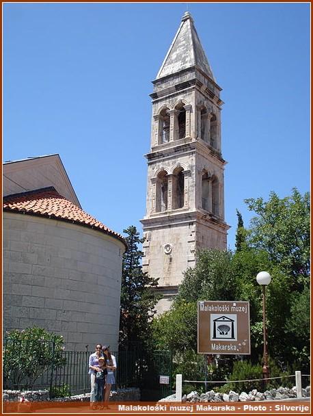 Malakoloski muzej Makarska