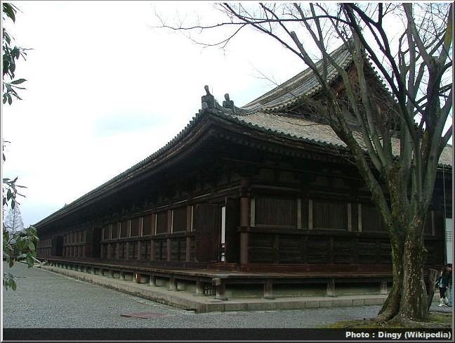 Sanjusangen-do kyoto