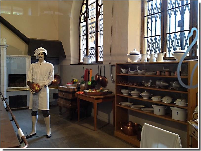 cuisine Chateau Hohenschwangau