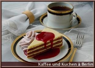 kaffee kuchen