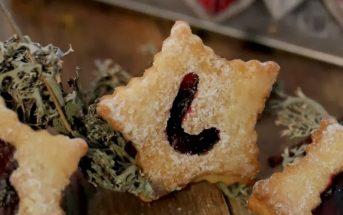 linzer platzchen biscuits de noel autrichiens