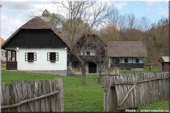 Kumrovec maisons typiques