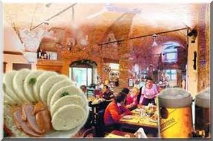 Restaurant brasserie prague