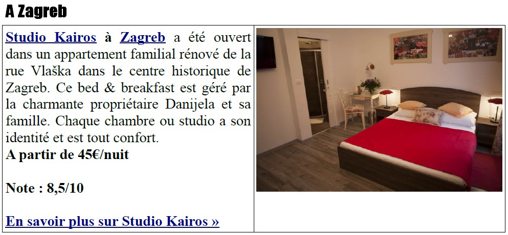 Studio Kairos Zagreb