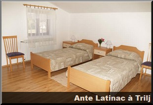 agrotourisme latinac chambre double