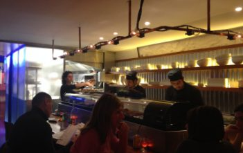 blueberry sushi bar paris 6