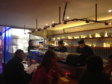 blueberry sushi bar paris 6