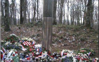 incidents lacs plitvice memorial guerre yougoslavie