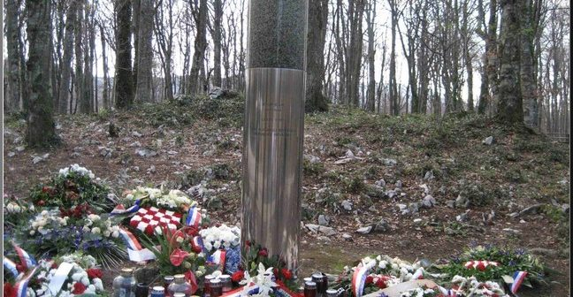 incidents lacs plitvice memorial guerre yougoslavie