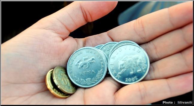 kuna monnaie croate