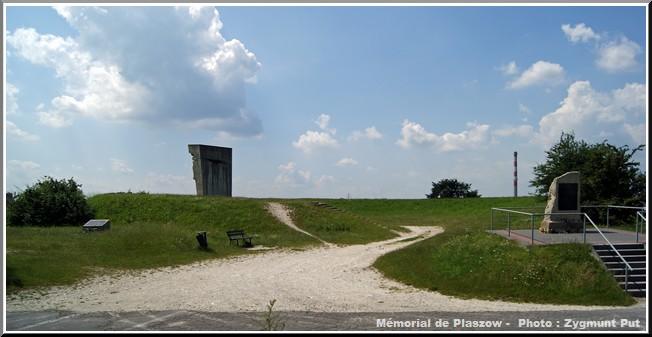 plaszow camp de concentration nazi à cracovie