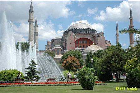 sainte sophie ayasofya istanbul