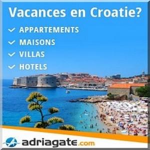 trouver une location de vacances en croatie