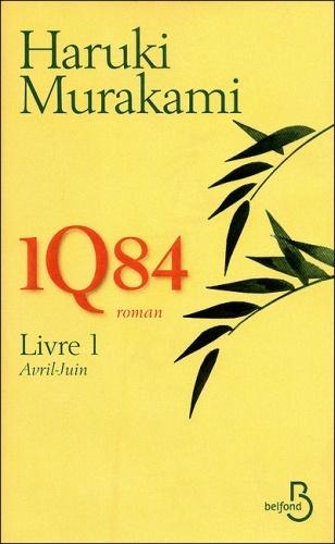 1q84-livre-1 haruki murakami