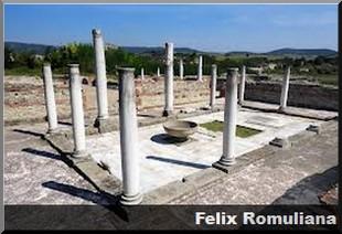 Felix Romuliana gamzigrad