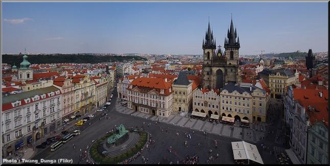 Prague l 39 une des plus belles villes du monde ideoz voyages for Plus belle piscine du monde